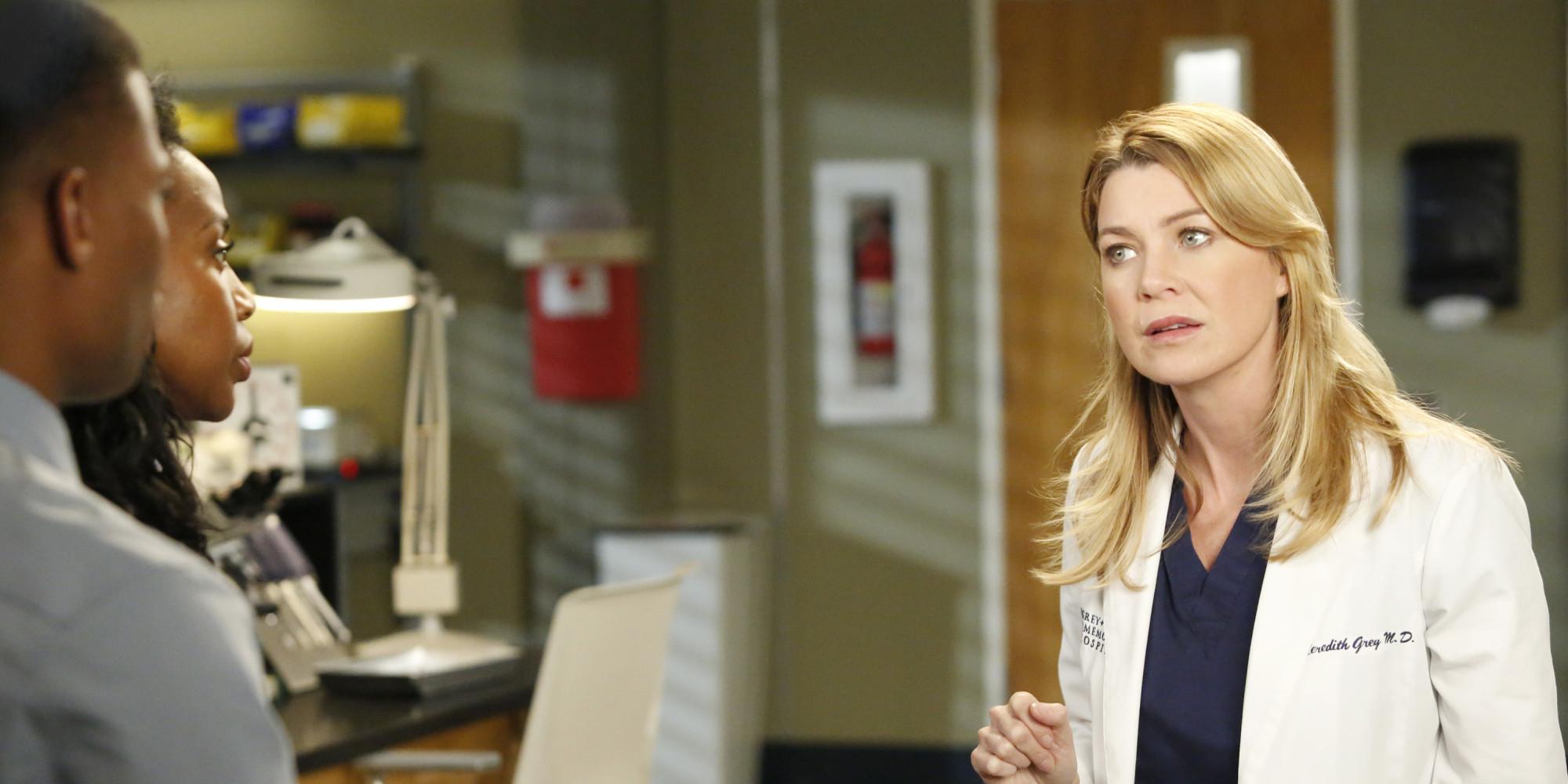 Grey\'s Anatomy Recap: Can They Break Up Already? in \