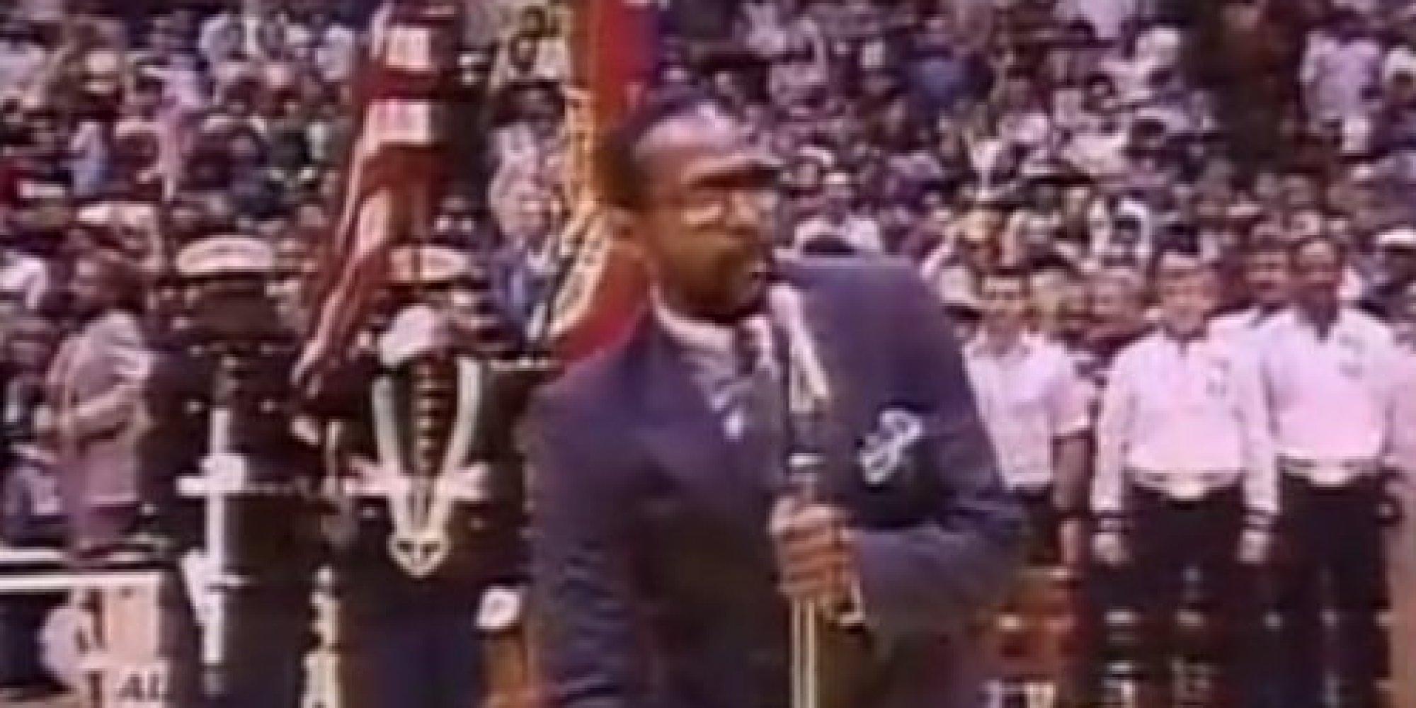 Marvin gay national anthem 1983