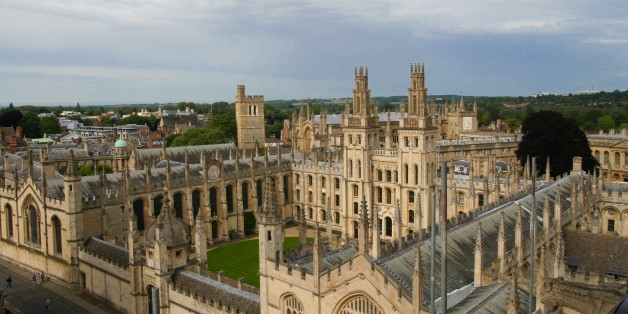 Oxford University is at number 2 in the THE World University Rankings 2013-2014
