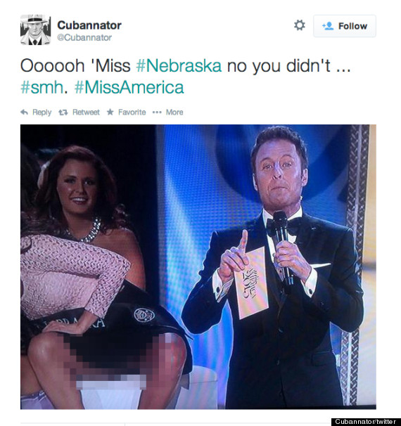 miss nebraska blurred