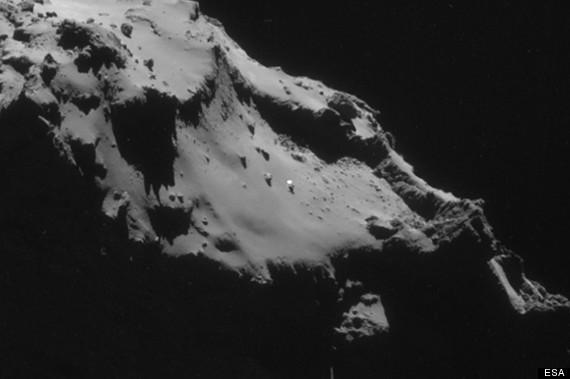 ufo comet