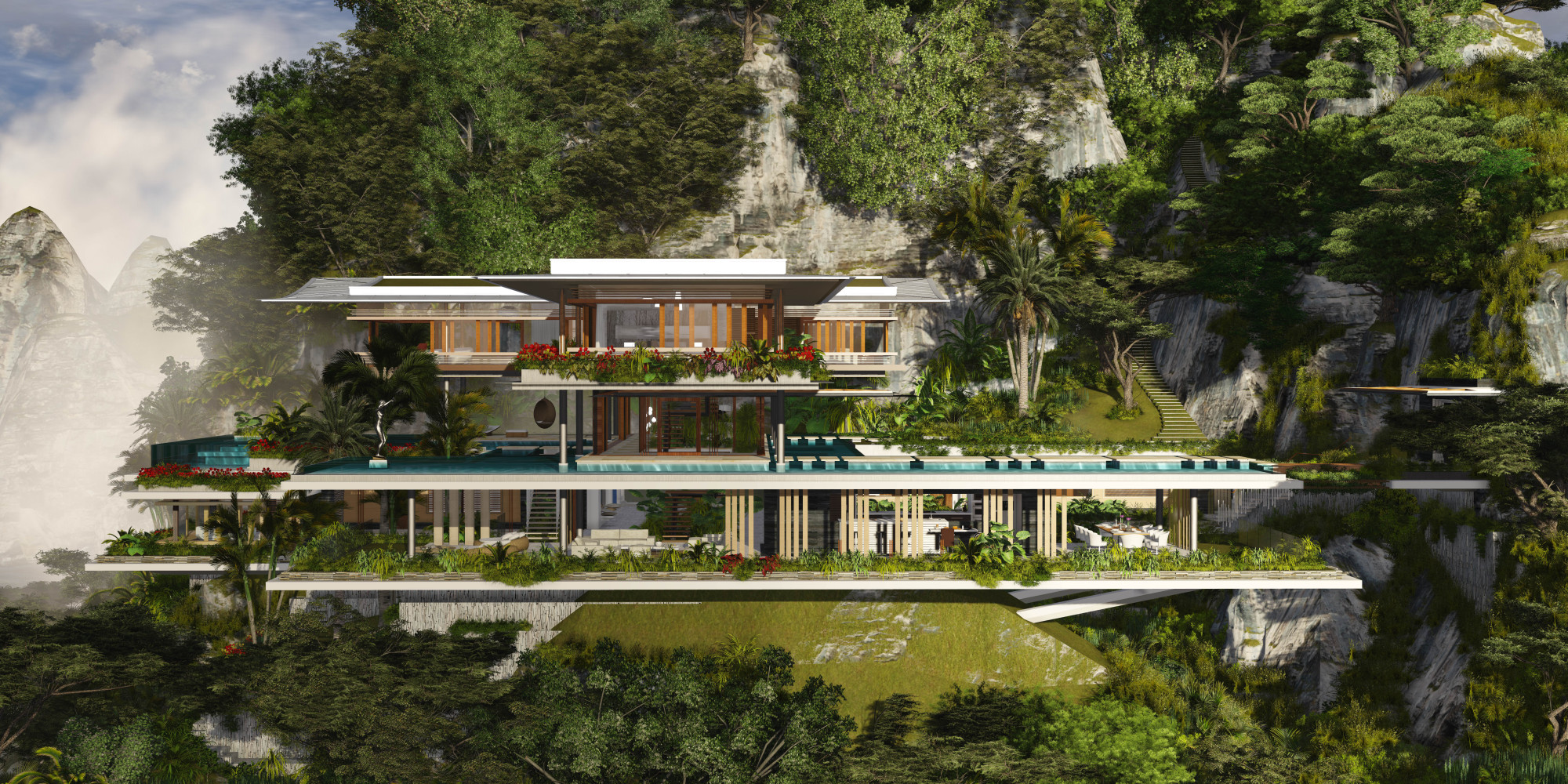 Xálima Island House Looks Like Everybody s Dream Vacation Home