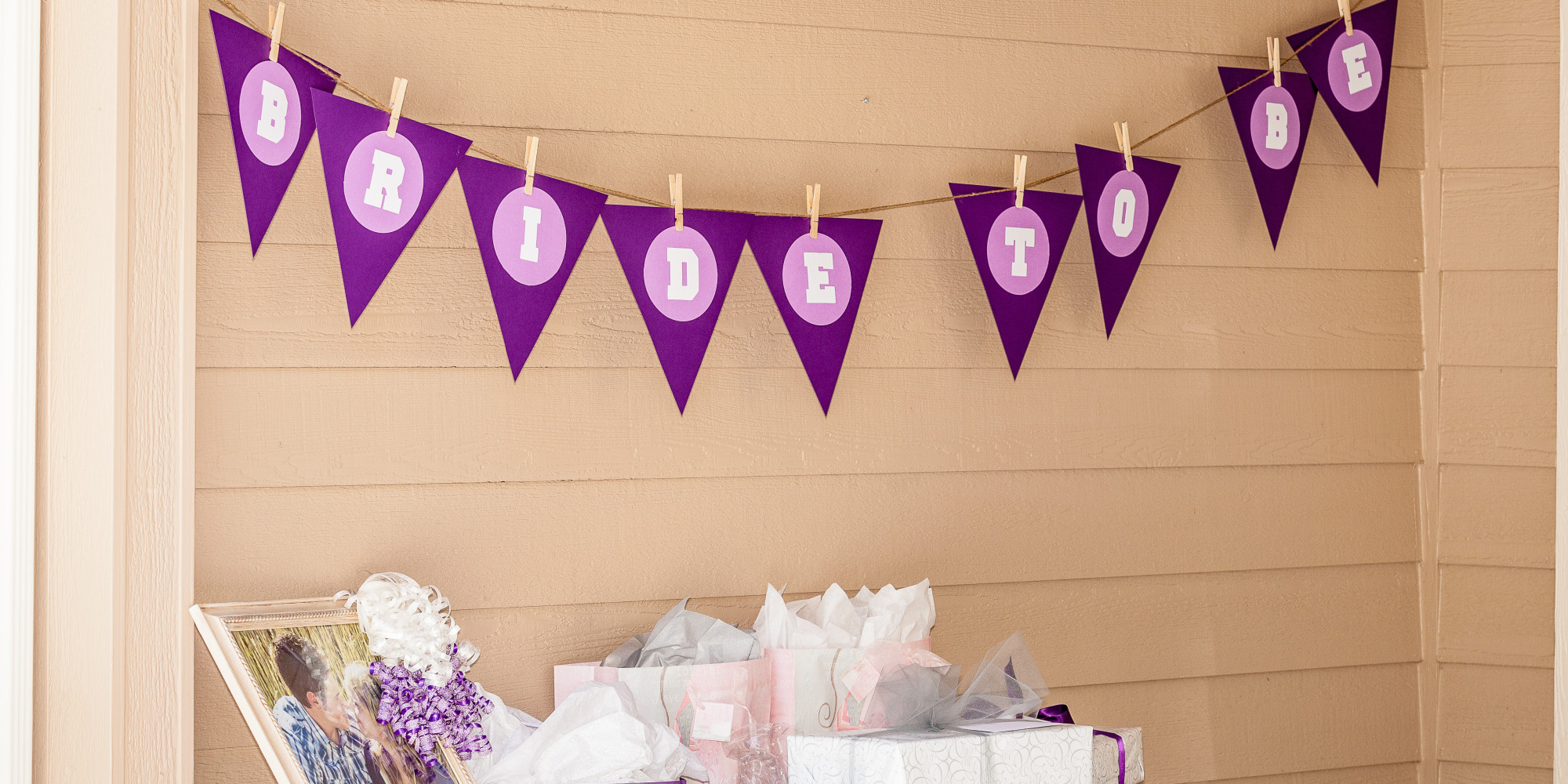 If You Pay For The Bridal Shower Do You Still Have To Buy A