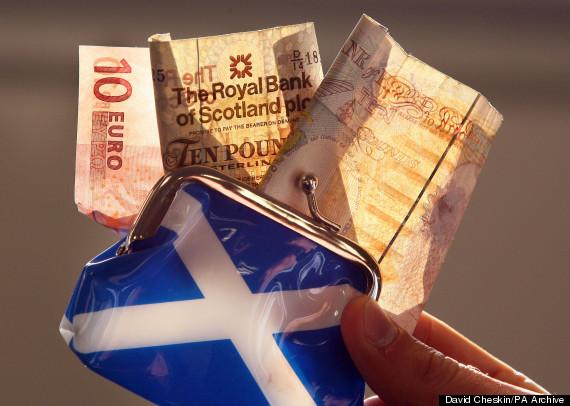 bank note scotland