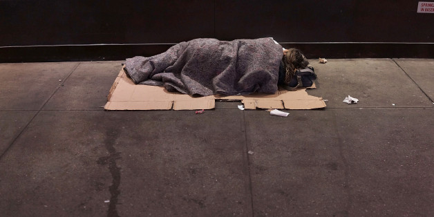 10 Facts About Homelessness