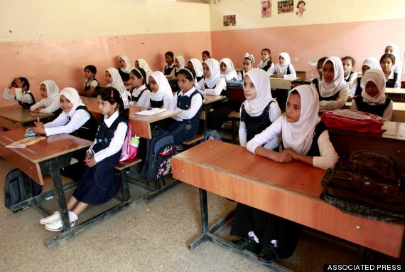 iraq school