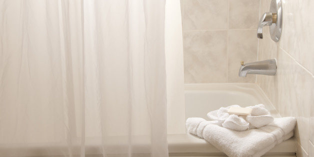 Shower Curtain + Liner? | HuffPost