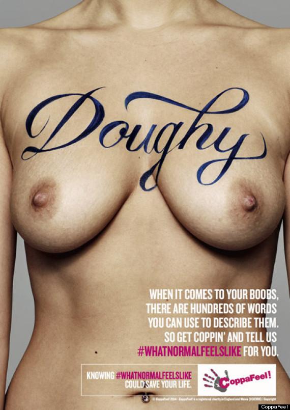 boob poster