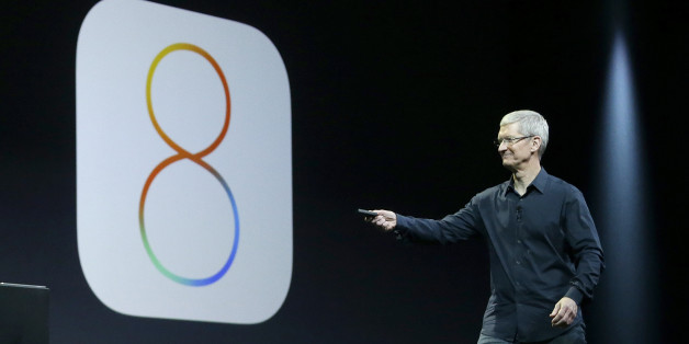 The 5 Coolest Things About iOS 8 (And How To Get It)