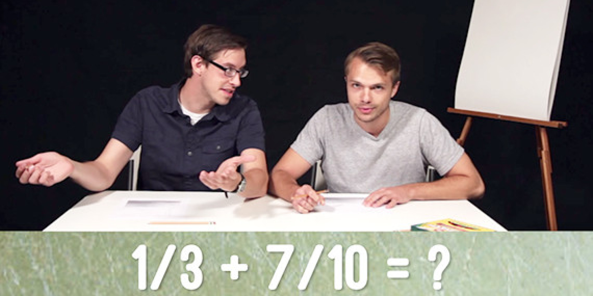 Watch These Adults Fail At 5th-Grade Math, Feel Better About Your ...