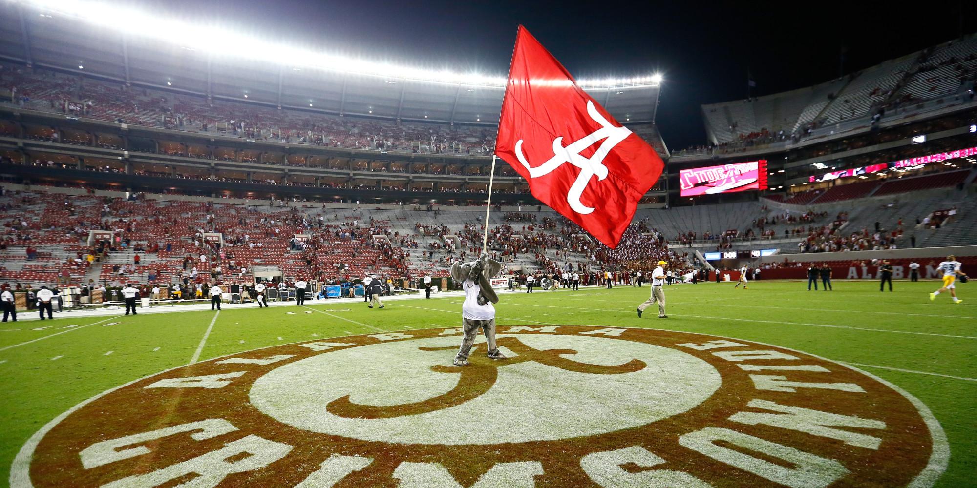 Game of the week florida alabama huffpost - Alabama backgrounds ...