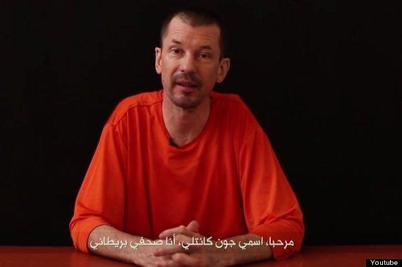 john cantlie islamic state