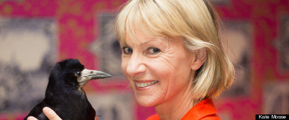 kate mosse and crow