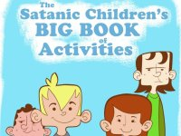 florida satanic church to pass out childrens coloring books in public schools huffpost - Satanic Coloring Book