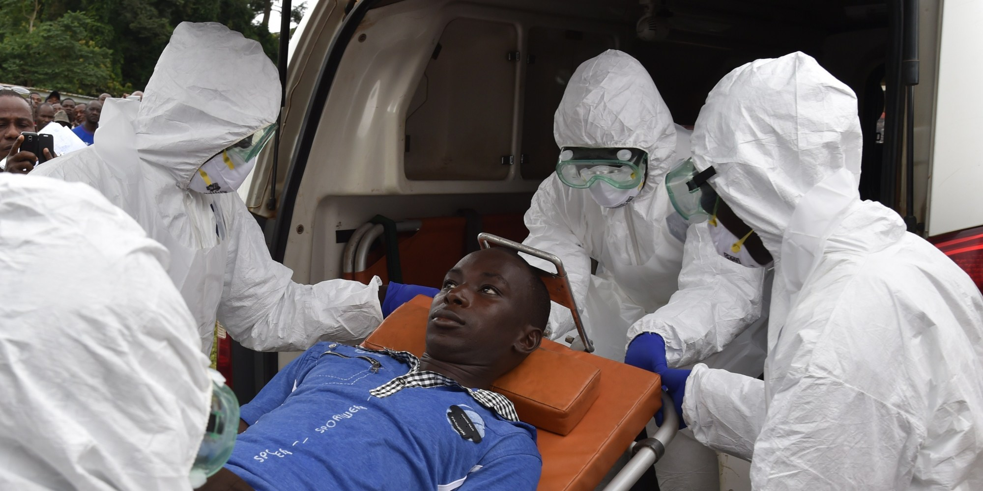 the causes containment and treatment of the ebola virus