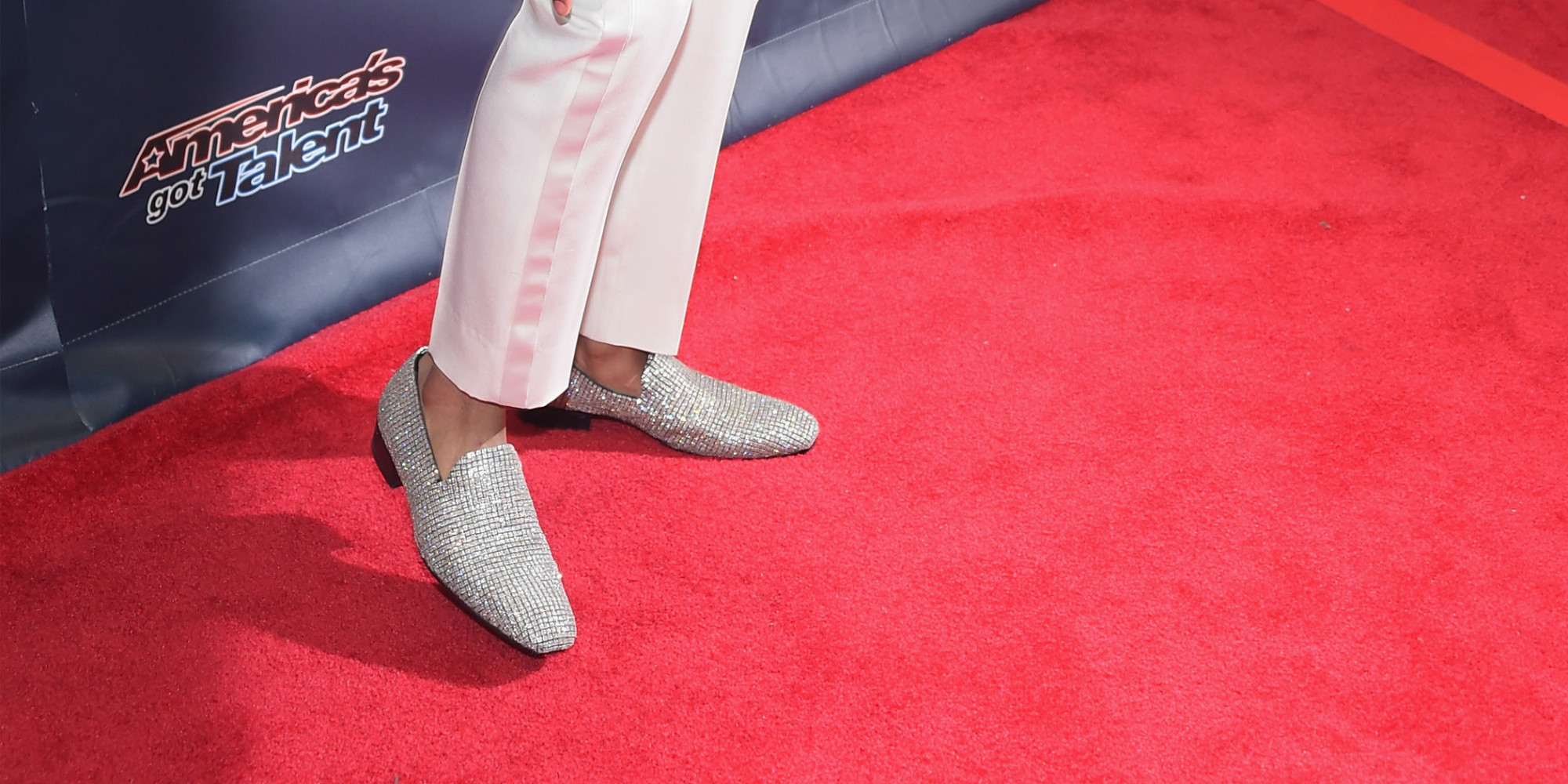 Nick Cannon S Diamond Encrusted Shoes Cost More Than Many
