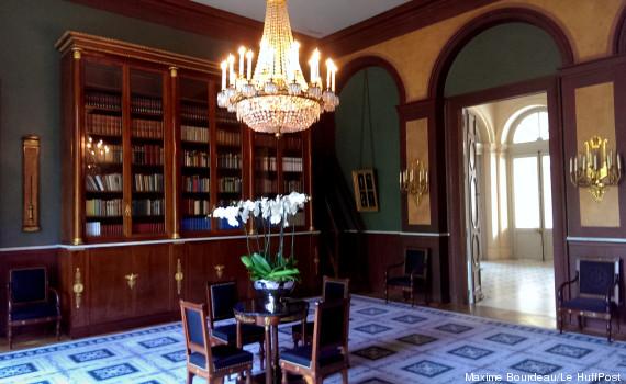 beauharnais bibliotheque