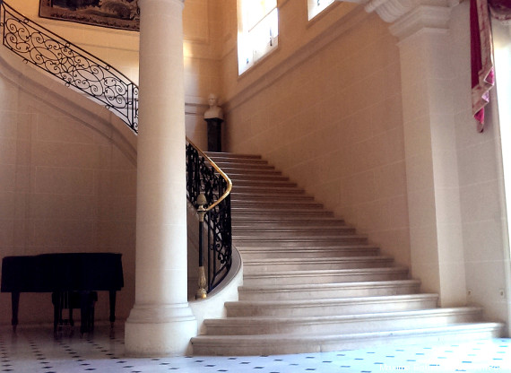 beauharnais escalier