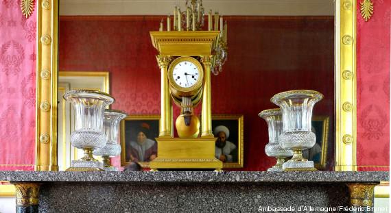 beauharnais horloge