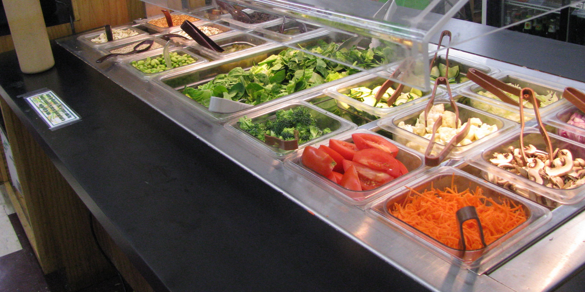Whole Foods Hot Food Bar Nutrition