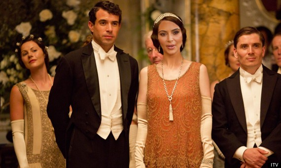 kim kardashian downton