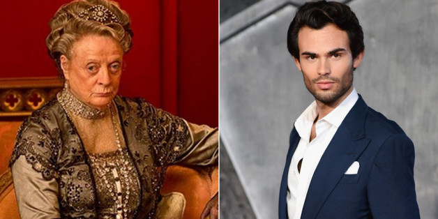 Dowager Countess and Mark-Francis