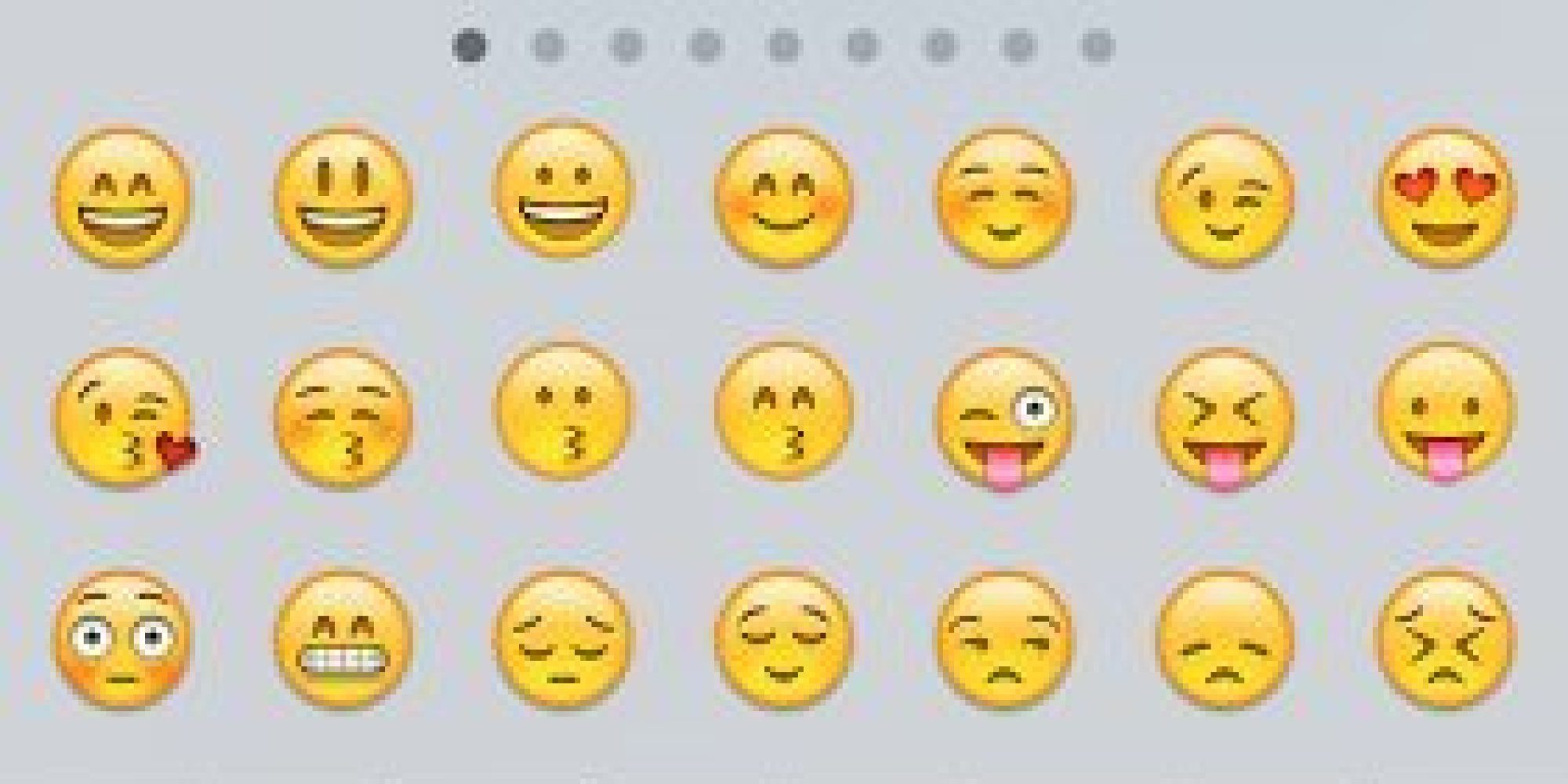 Express Everything In Emoji With This Free iOS 8 Keyboard | HuffPost