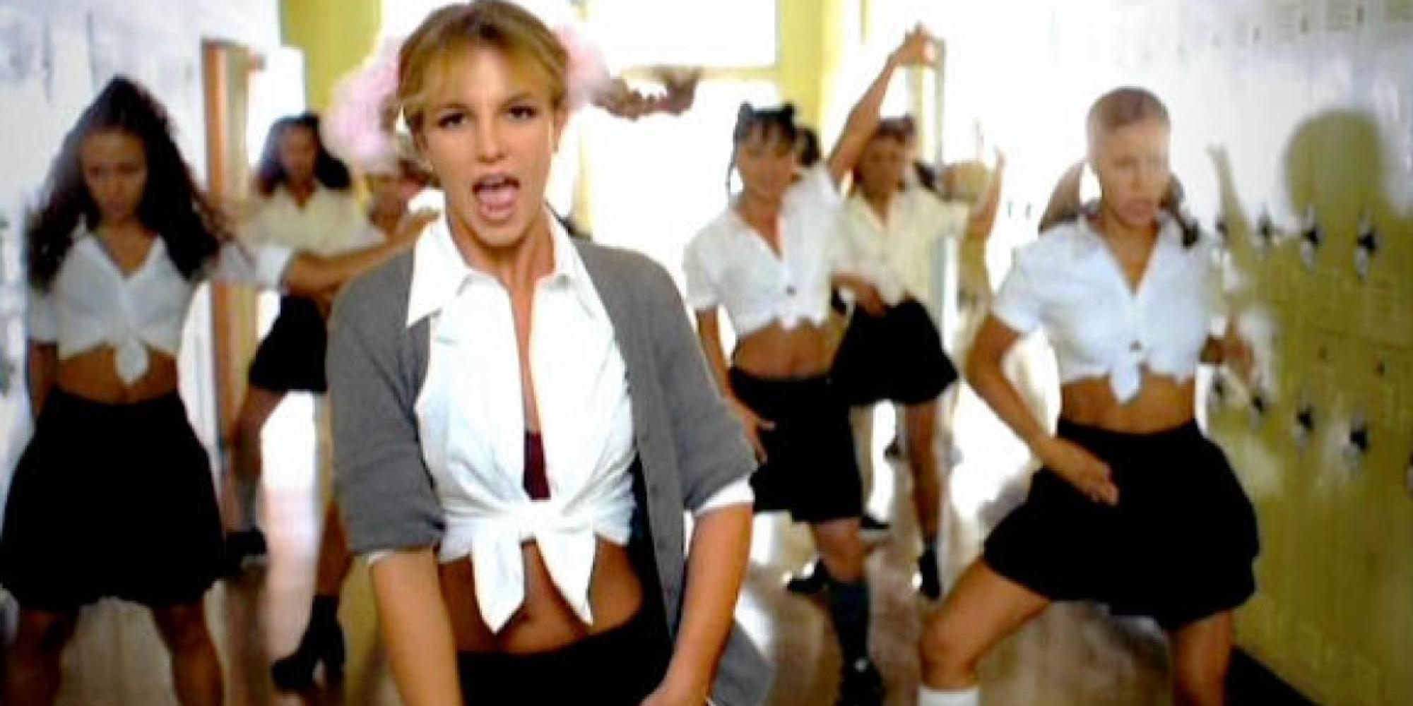 Britney Spears Baby One More Time Music Cd: How Britney Spears, 'Clueless' And Pop Culture Changed The