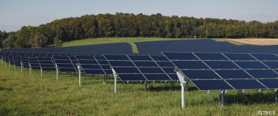 panel solar baviera