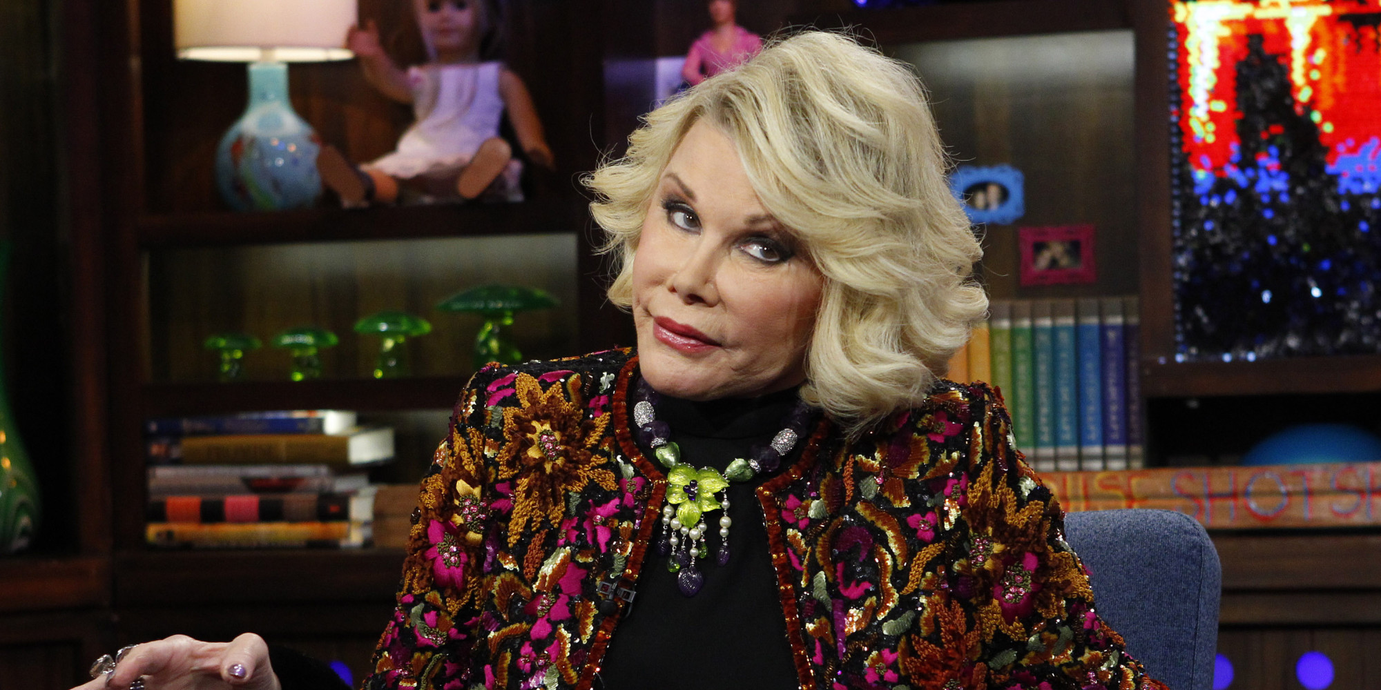 Fashion Police Will Continue Without Joan Rivers Huffpost
