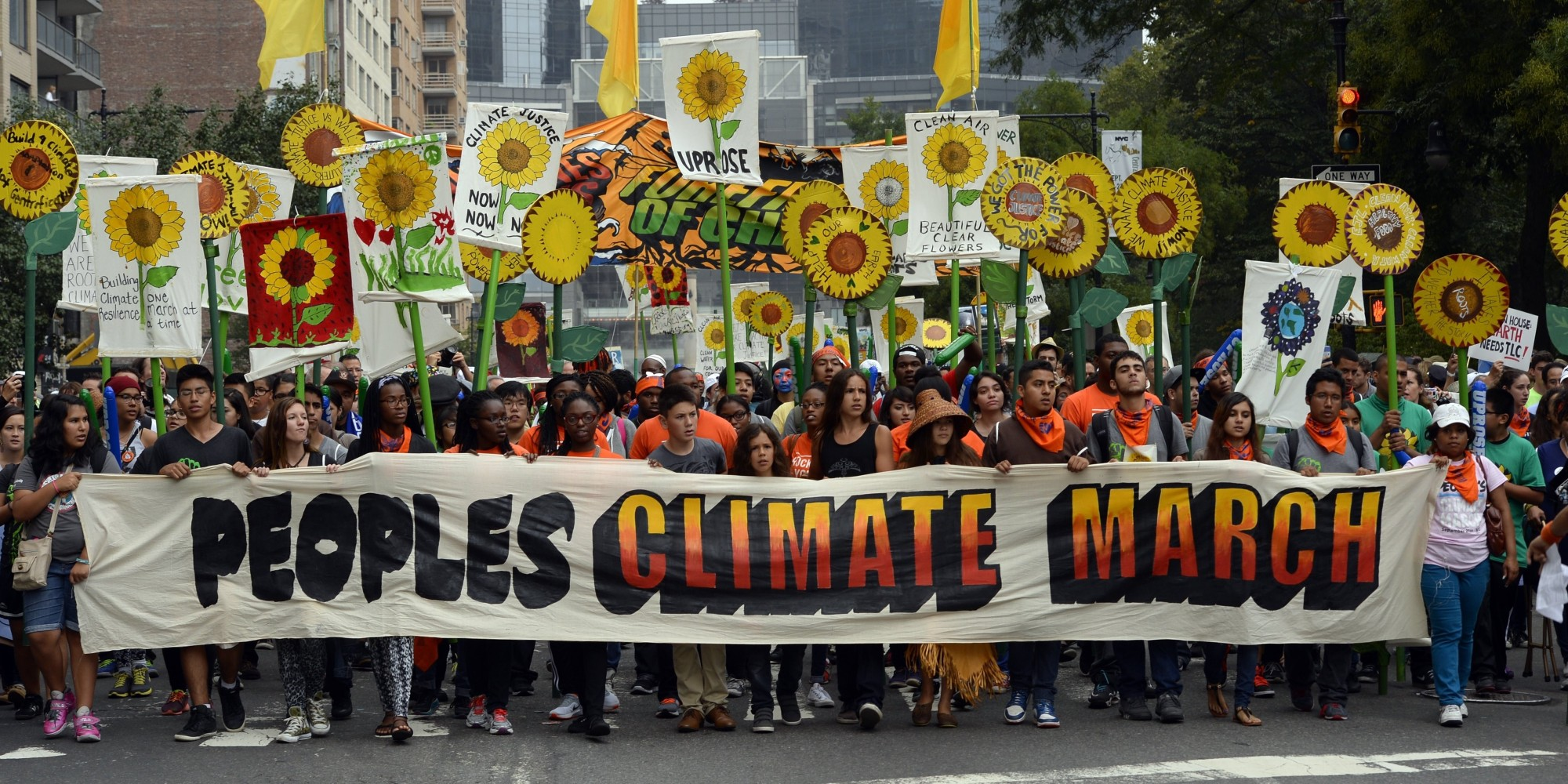 Image result for people's climate march
