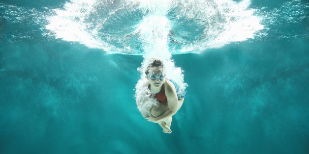 Largest Pool In Chile >> The World's Deepest Pool Is The Biggest Deep End We've ...
