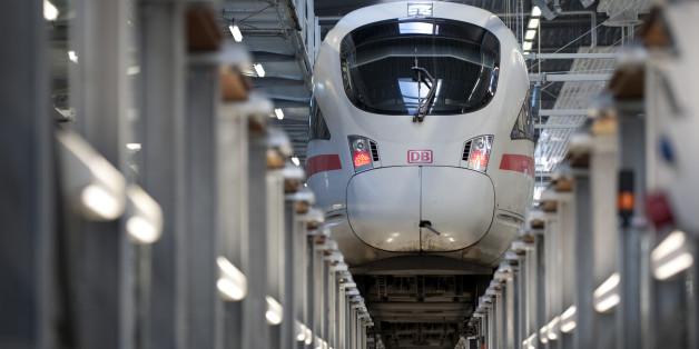 """""""Wie ich eine Mitarbeiterin der Deutschen Bahn zum Weinen brachte"""""""