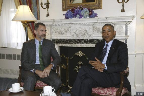 rey y obama