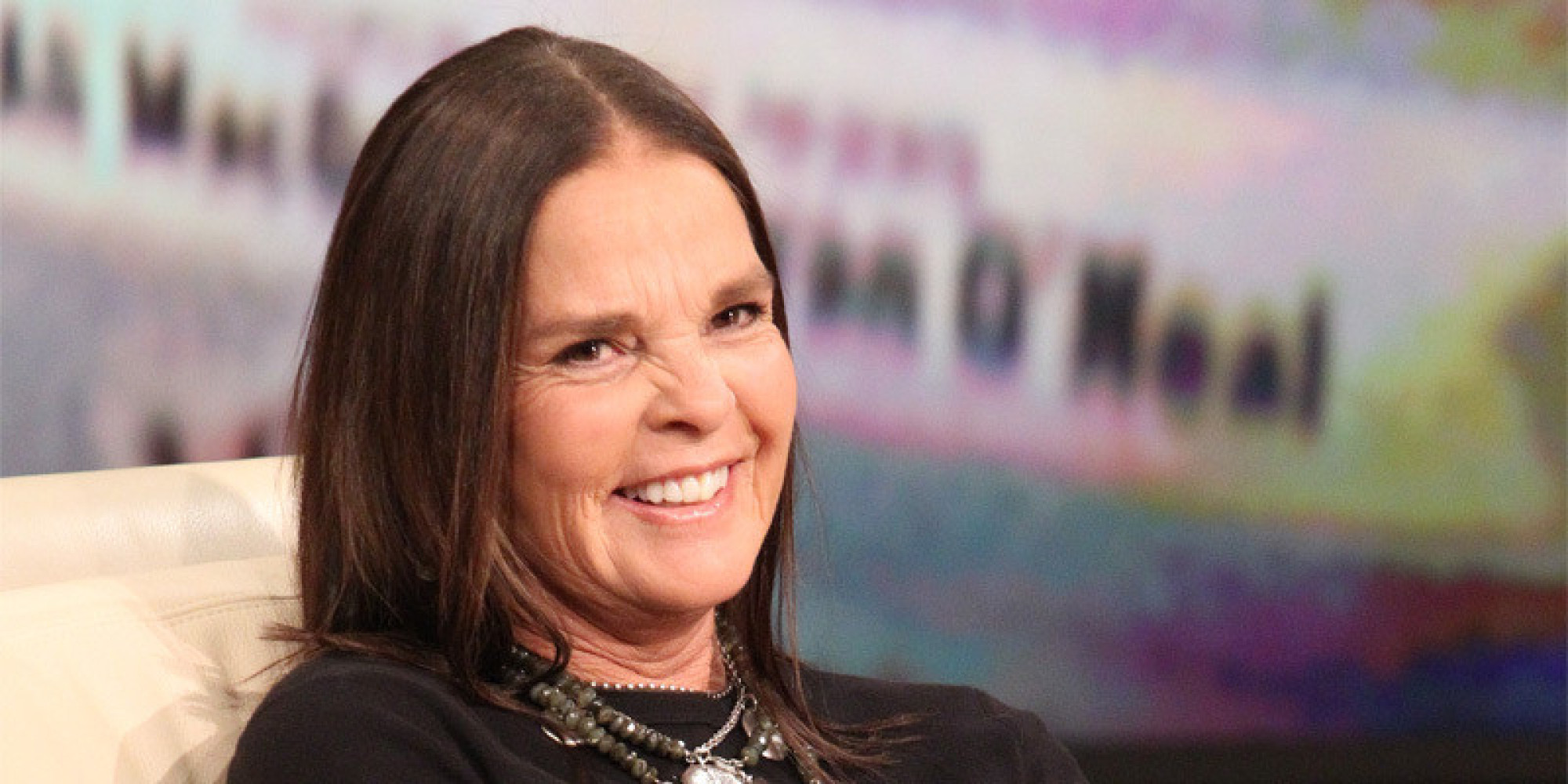 Ali MacGraw On Embracing Her Natural Gray Hair: 'About