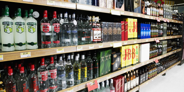 Liquor Store Stops Selling Cheap Spirits To Curb Alcohol Abuse Among At-Risk Groups