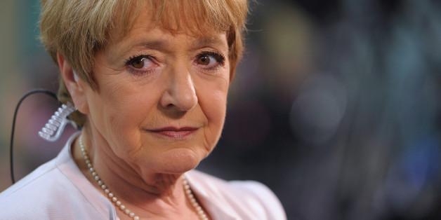 Margaret Hodge Slams Ed Miliband's English Votes Delay