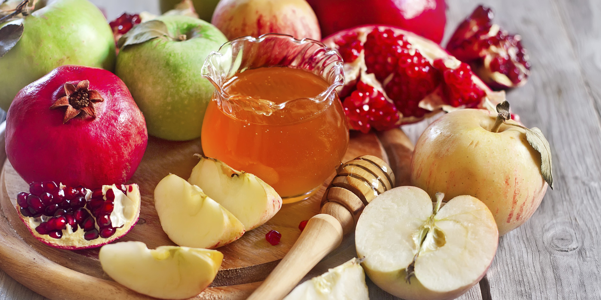 The spiritual meaning of the food on your rosh hashanah table huffpost kristyandbryce Choice Image
