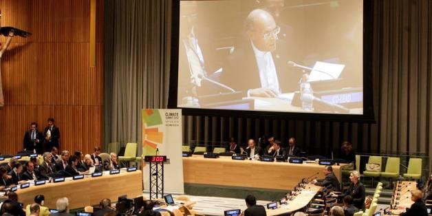 Moncef Marzouki à l'ONU