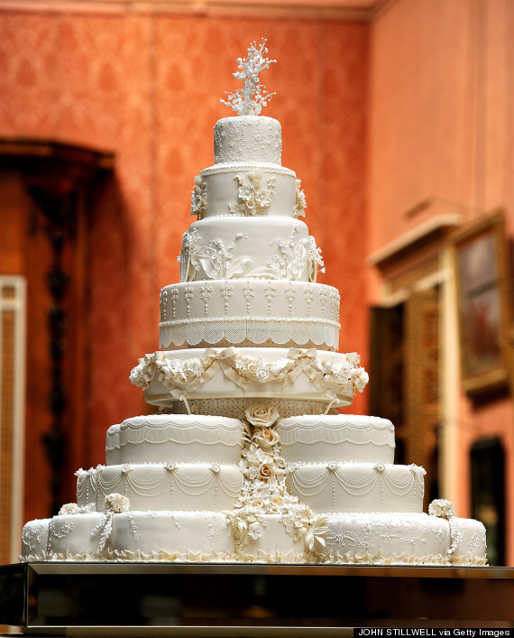 prince william cake