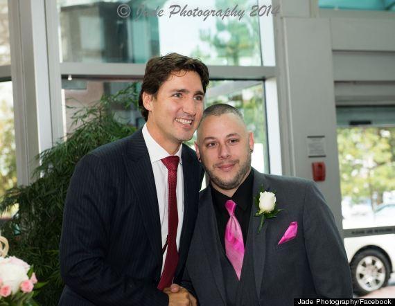 trudeau wedding 2