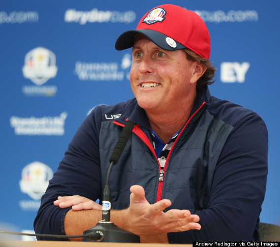 phil mickelson rory mcilroy
