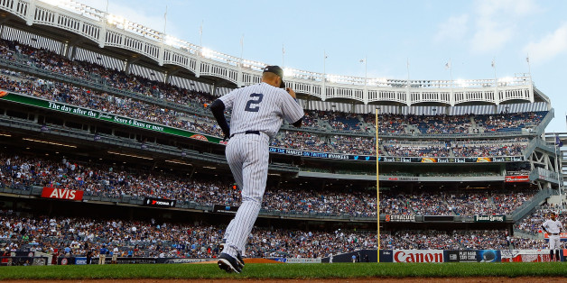 My Father's Last Yankee: A Eulogy for Derek Jeter's Career