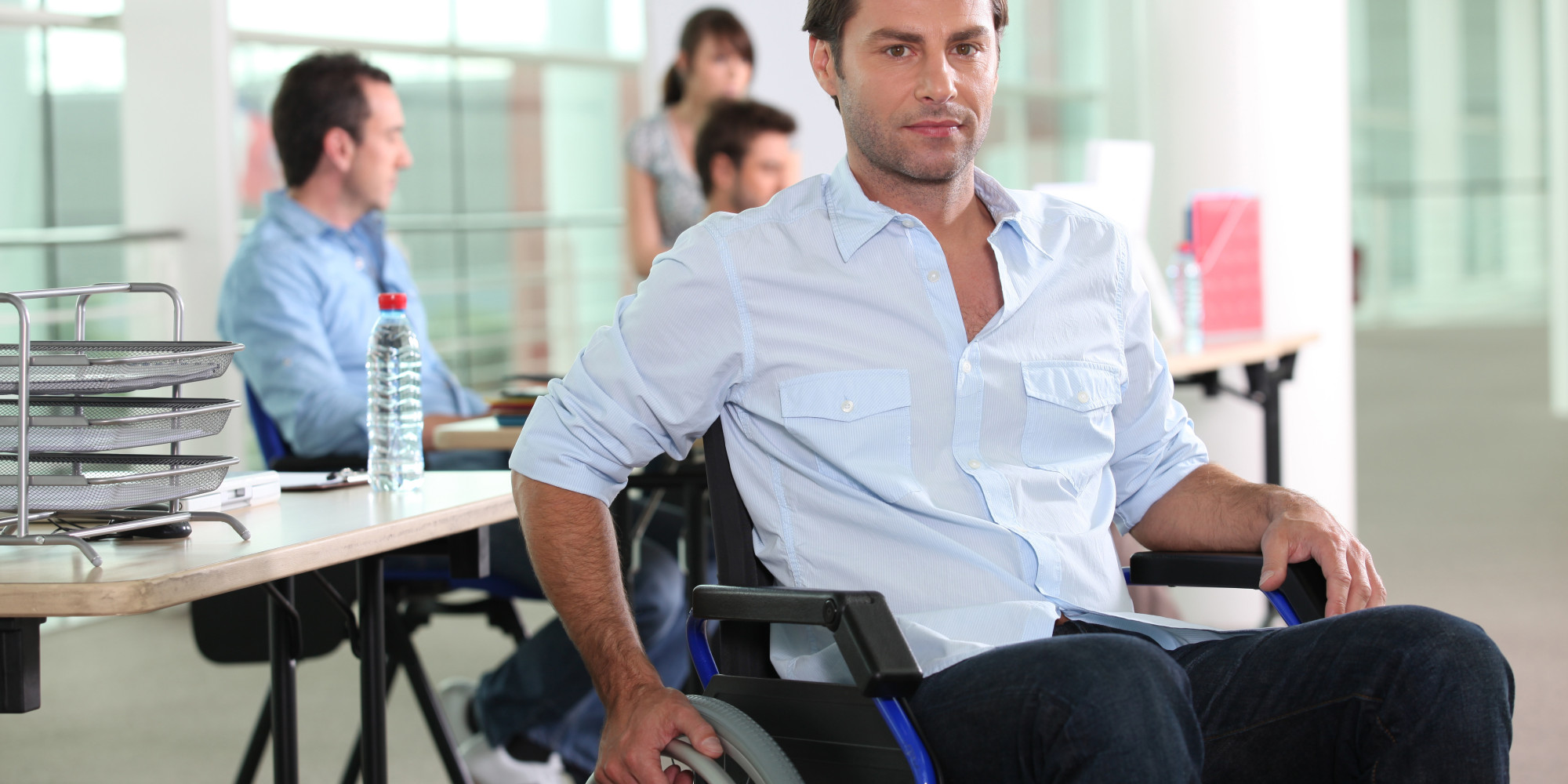 OPM Disability Retirement: The Federal Workplace (Part 1)