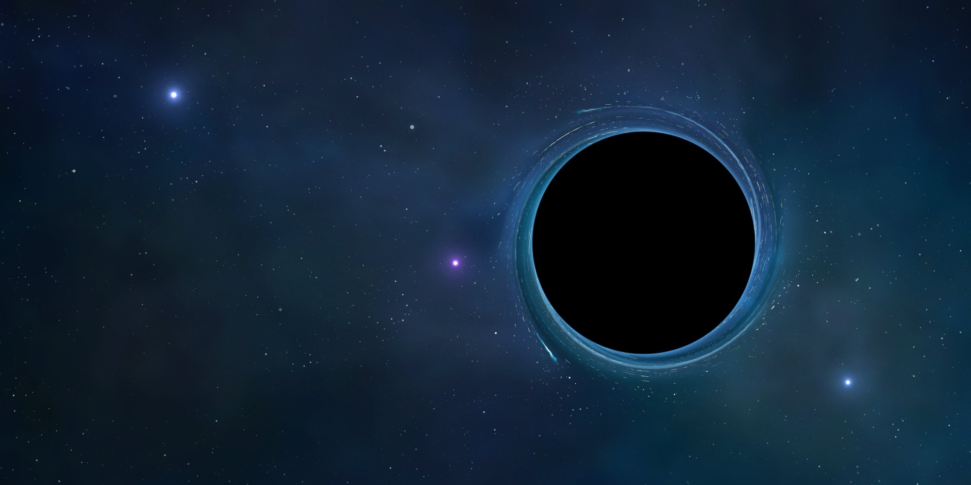 supermassive black hole real proof - photo #8
