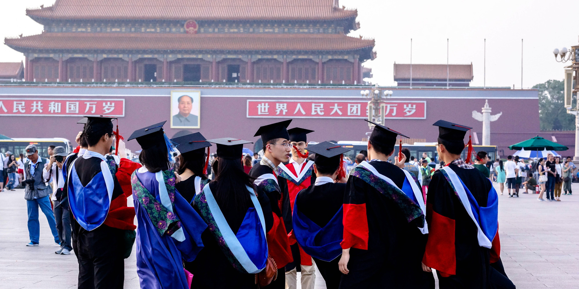 China's Funemployed Grads 'Gnaw On the Old'   HuffPost