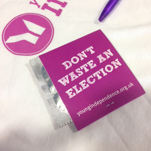 ukip condoms