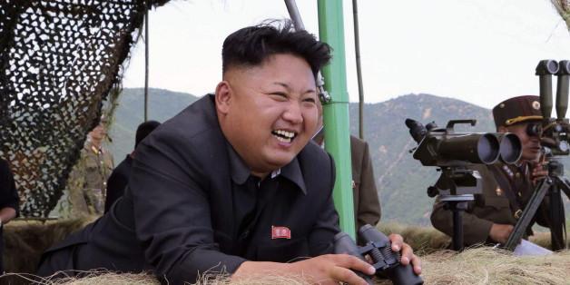 Kim Jong-un hat seine Truppen in Gefechtsbereitschaft versetzt