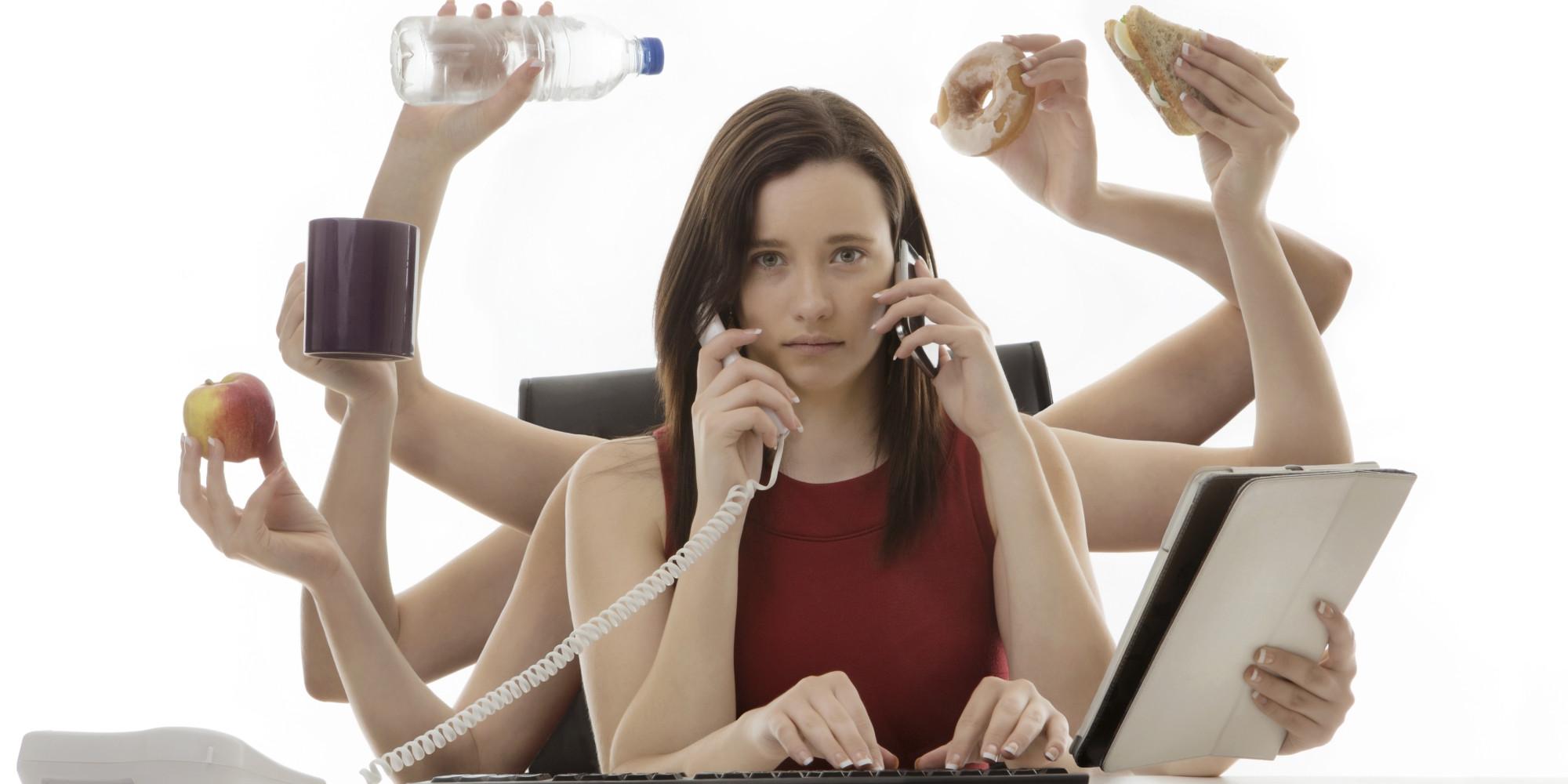 Multitasking: Multitasking Doesn't Work