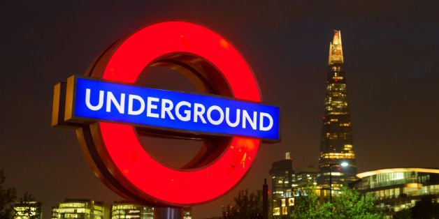 File photo dated 28/04/14 of a London Underground sign seen alongside the Shard, in London, as London Underground workers are to launch a fresh phase of industrial action in a long-running row over Tube ticket office closures.